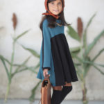Ochuss Moda Infantil 2017 Vestido Abejorro