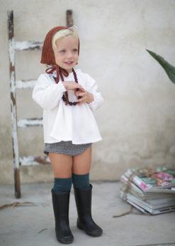 Ochuss Moda Infantil 2017 Gorrito Polilla
