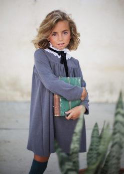 Ochuss Moda Infantil 2017 Vestido Gorgojo