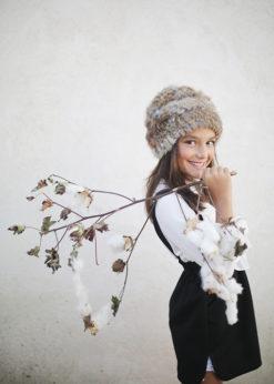 Ochuss Moda Infantil 2017 Falda Tarántula