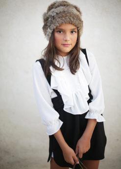Ochuss Moda Infantil 2017 Blusón Bicho