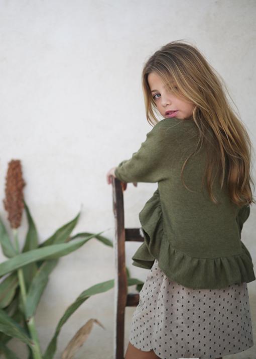 Ochuss Moda Infantil 2017 Jersey Hormiga