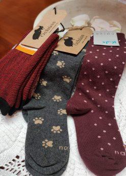 Cuellos y calcetines